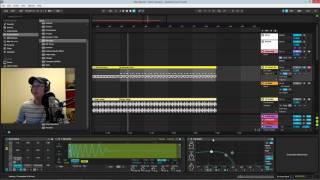 Zhu - Nightcrawler Drum and Bass remix Pt3