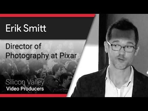 Pixar: Erik Smitt, Director of Photography at Pixar (SVVP #9)