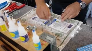 Madocolor Industrieklebstoff wie kann man silikon, pp oder Teflon kleben