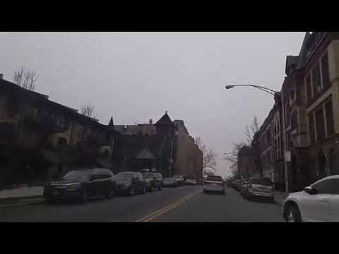 Download Youtube: Driving by Highbridge Bronx,New York