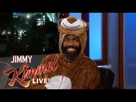 DJ MoonDawg - Donald Glover talks about The Lion King movie and Beyonce