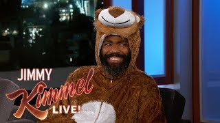 Donald Glover on Beyoncé, The Lion King & Childish Gambino