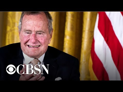 Presidential historian reflects on George H.W. Bush's time in the White House