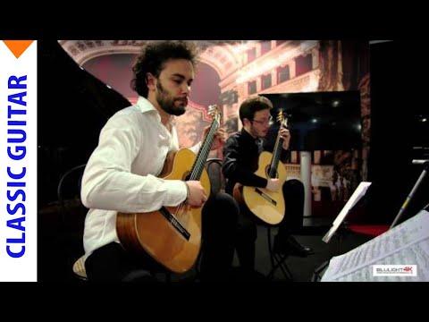 Classical guitar - Sforzesco Castle of Milan - Expo 2015