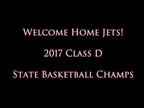 State Champion North Central Jets Return Home