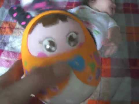 Kinder Toys Roly poly Toy Tumbler Baby Toy Reviews