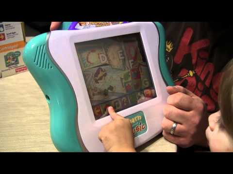 Fisher Price TouchPad - Video Review - The Toy Spy