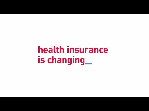 Health Insurance Is Changing. Here's What You Should Know.