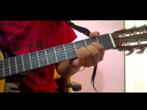 learn JAANIYA (HAUNTED) on guitar