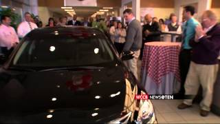 Nissan Keep Summer Rolling Scott Clark Nissan and WCCB Charlotte News @ 10
