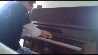 Kultur Shock on piano