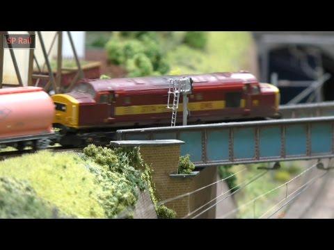 Letchworth Model Railway Society Exhibition 2016