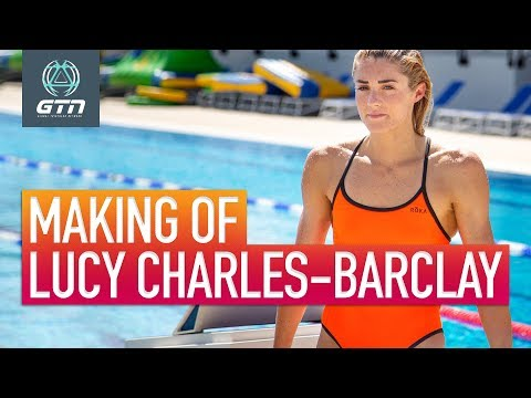 The Making Of Lucy Charles-Barclay | Swimmer To Triathlon Champion