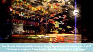 INVITACION DANZARTE ANTIOQUIA 2013