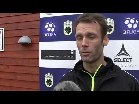 Taastrup FC - BSF 05.10.2013 - Interview med Thomas Rasmussen