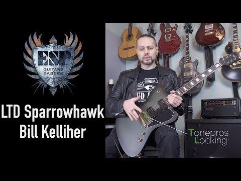 ESP/LTD Sparrowhawk - Bill Kelliher (Mastodon) / Mark V:25 - Metal Test by Voron