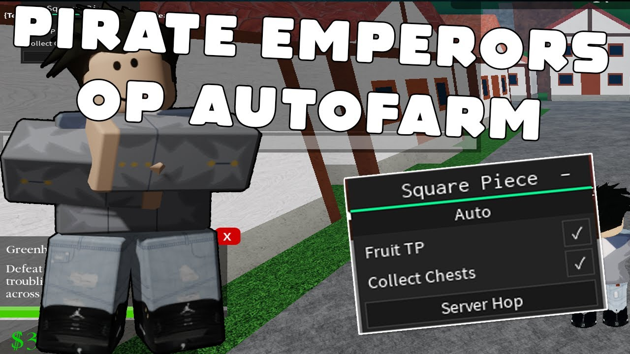 Roblox Script: [NEW] Pirate Emperors NEW UNLIMITED STATS! Op NEW AutoFarm! LEVELS IN SECONDS!