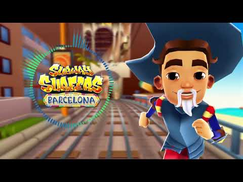 Subway Surfers Remix From Barcelona - 10 Hour Song
