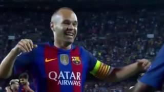 UEFA Champions League 2016/2017: Barcelona 7 – 0 Celtic
