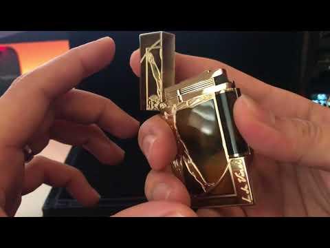 Unboxing S.T Dupont Lda Vinci Prestige Edition
