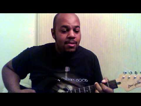 The Shins New Slang Guitar Cover By Erique Johnson Youtube