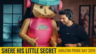 Armaan Malik Share His Little Secret Discover The Joy Of More Amazon Prime Day SLV 2019