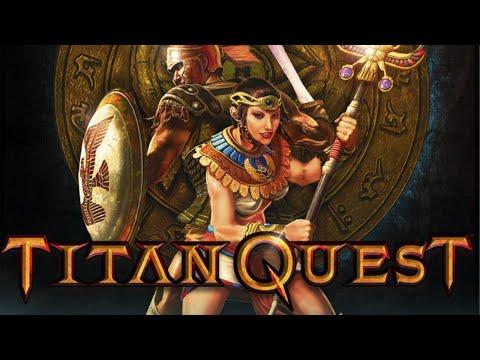Титанируем квесты в Titan Quest #7