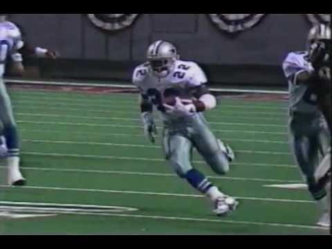 Dallas Embarrasses Deion MNF 12/21/1992