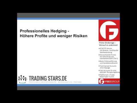 Professionelles Hedging – Höhere Profite und weniger Risiken im Trading