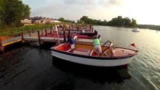 The 2016 Gull Lake Classic Boat Show