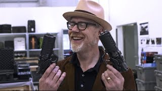 Adam Savage Examines the Blade Runner 2049 Blasters!