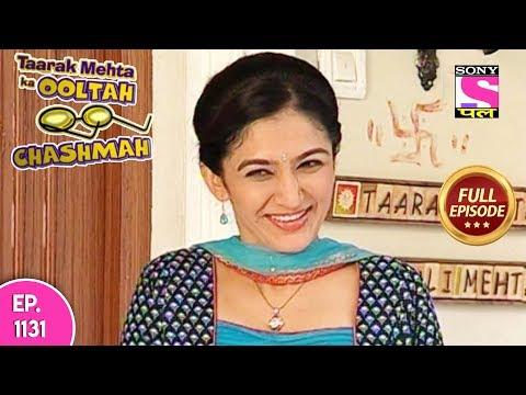 Taarak Mehta Ka Ooltah Chashmah - Full Episode  1131 -  17th  May, 2018 thumbnail