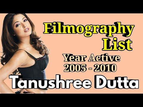 Tanushree dutta all movie list