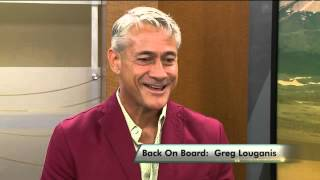 Back On Board  Greg Louganis