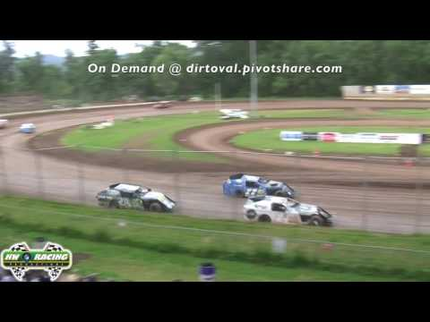 5 21 16 IMCA Modifieds Highlights Cottage Grove Speedway