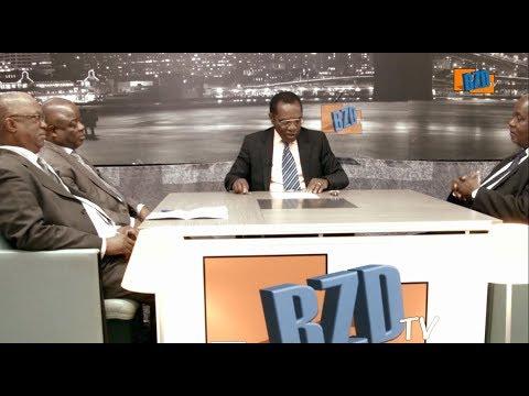 Agence GLOUZILET : BZD-TV / FACE A L'AFRIQUE N°2 Débat sur le F.CFA avec des Experts