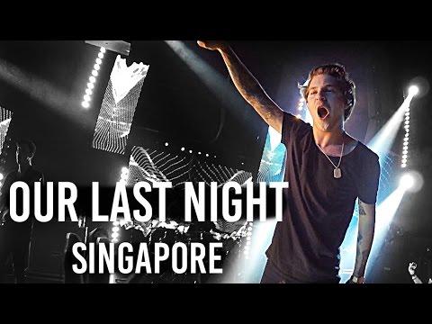 """Dark Horse"" Our Last Night: World Tour 2015 LIVE in Singapore | TiaraTalks"