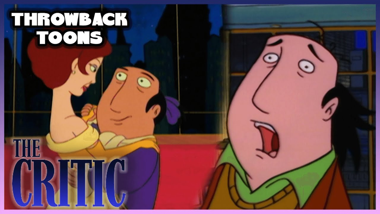 Download The Critic   Pilot S01 EP1 (FULL EPISODE)   Throwback Toons
