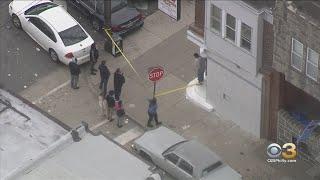 Police: 14-year-old Boy Shot In South Philadelphia