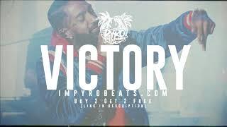 """[FREE] NIPSEY HUSSLE TYPE BEAT 2019 - """"Victory"""" (Prod.By @pyrobeats)"""