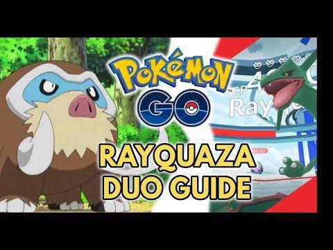 Rayquaza Duo Guide | Pokemon GO thumbnail