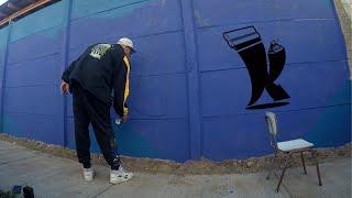 GRAFFITI (KEKOSURY) 2021 #graffiti #graffitichileno