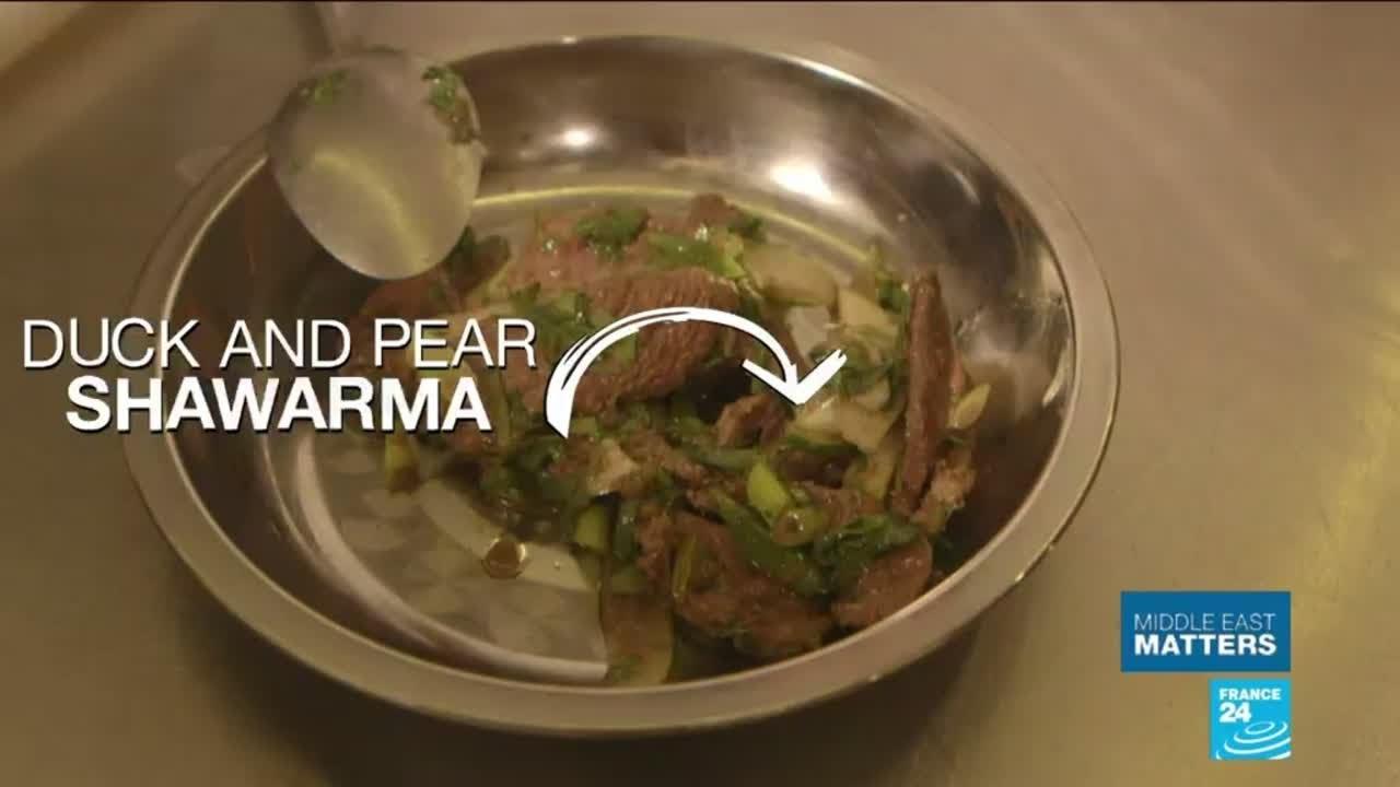 فرانس 24:What does it mean to serve up a kebab in the Middle East?