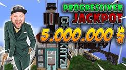 Gamakatzu's große Lotto Nacht - 5 Mio?! Jackpot Verlosung - Das gabs noch nie auf GrieferGames