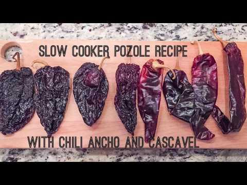 Mexican Food: Easy chicken Posole Recipe