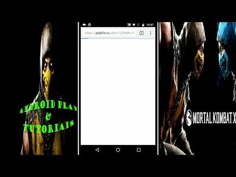 Como Baixar Mortal Combat X (Android) Hacker Dinheiro Infinito