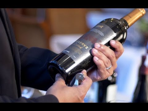 3-Minute Wine Review Of The Grover  La Réserve | Wine Review | Food Lovers