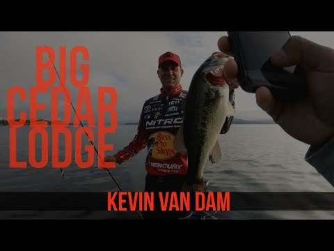Table Rock Lake Bass Fishing From Big Cedar Lodge With KVD