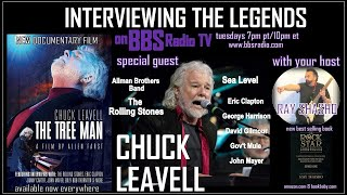 Chuck Leavell legendary keyboardist w/Allman Bros. and Stones