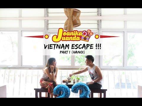 TRAVEL VLOG | Vietnam Escape Part 1 (Hanoi) #Maksuba走走